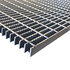 Expanded Metals Serrated Grating ASTM A1011 CS-B Galvanized